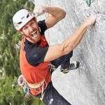 Sieves Vanhee climbs Gastlosen Testpiece Yeah Man