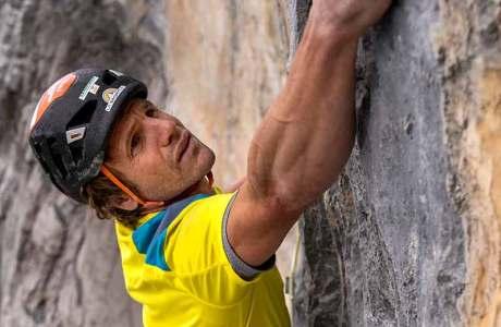50 Mal Eiger retour: Profialpinist Roger Schäli feiert Jubiläum