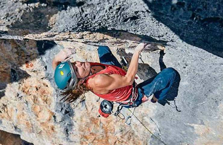 Jacopo Larcher and Babsi Zangerl send Headless Children and other hard multipitch routes