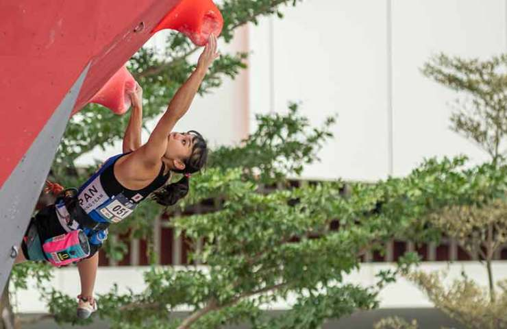 Climbing World Cup Xiamen 2019 - information and live stream