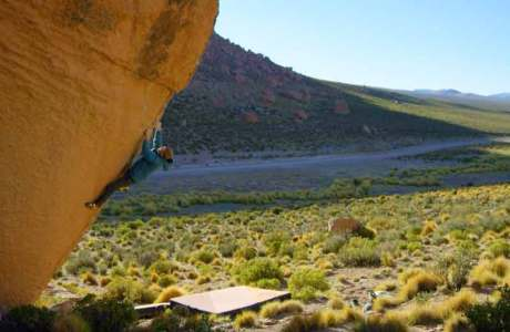 Nalle Hukkataival: The actual climbing of a boulder is secondary