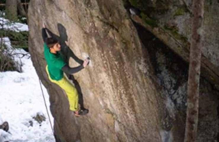 Christof Rauch wieder erfolgreich: 8c-Boulder Sierra Madre geklettert