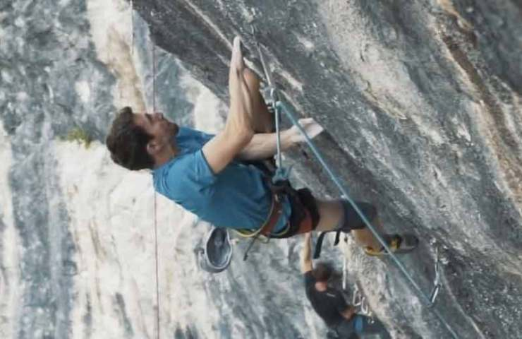 Will Stefano Ghisolfi soon celebrate the second 9c in the world in Arco?