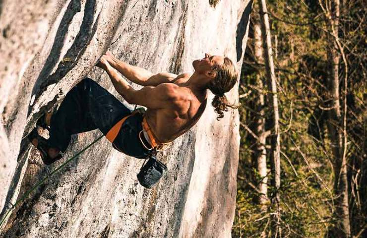Michael Kemeter obtiene la primera repetición de No Third Thing (8c +)