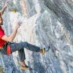 Área de escalada Laghel cerrada: con el sueño de la ruta 9c para Stefano Ghisolfi