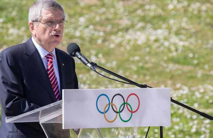 The International Olympic Committee bends to the pressure: Tokyo 2020 canceled