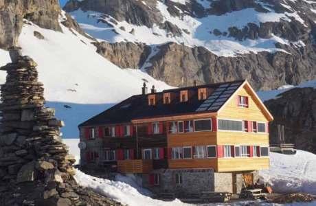 Schweizer Alpen-Club: Rekordjahr bei Übernachtungen
