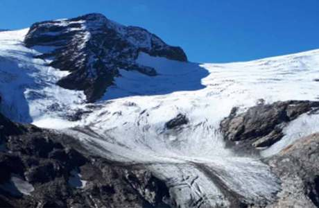 Study: Five glaciers did not change in length