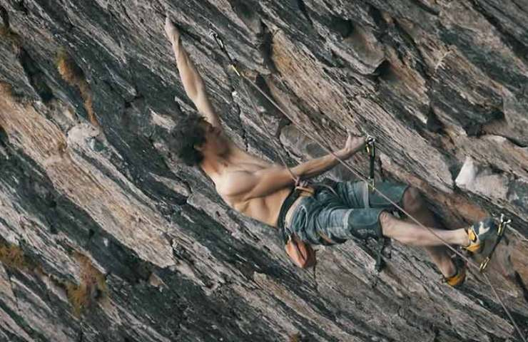 Video: Adam Ondra intenta escalar 9a flash