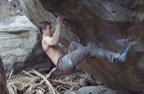 Daniel Woods and Matty Hong on a Ticino trip: Stone Spirit