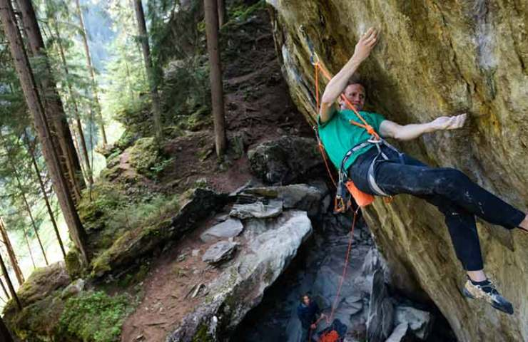 Jakob Schubert on the longest climbing break in his career