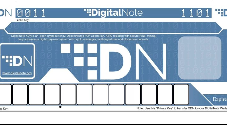 Comment miner des DigitalNote (XDN) ?