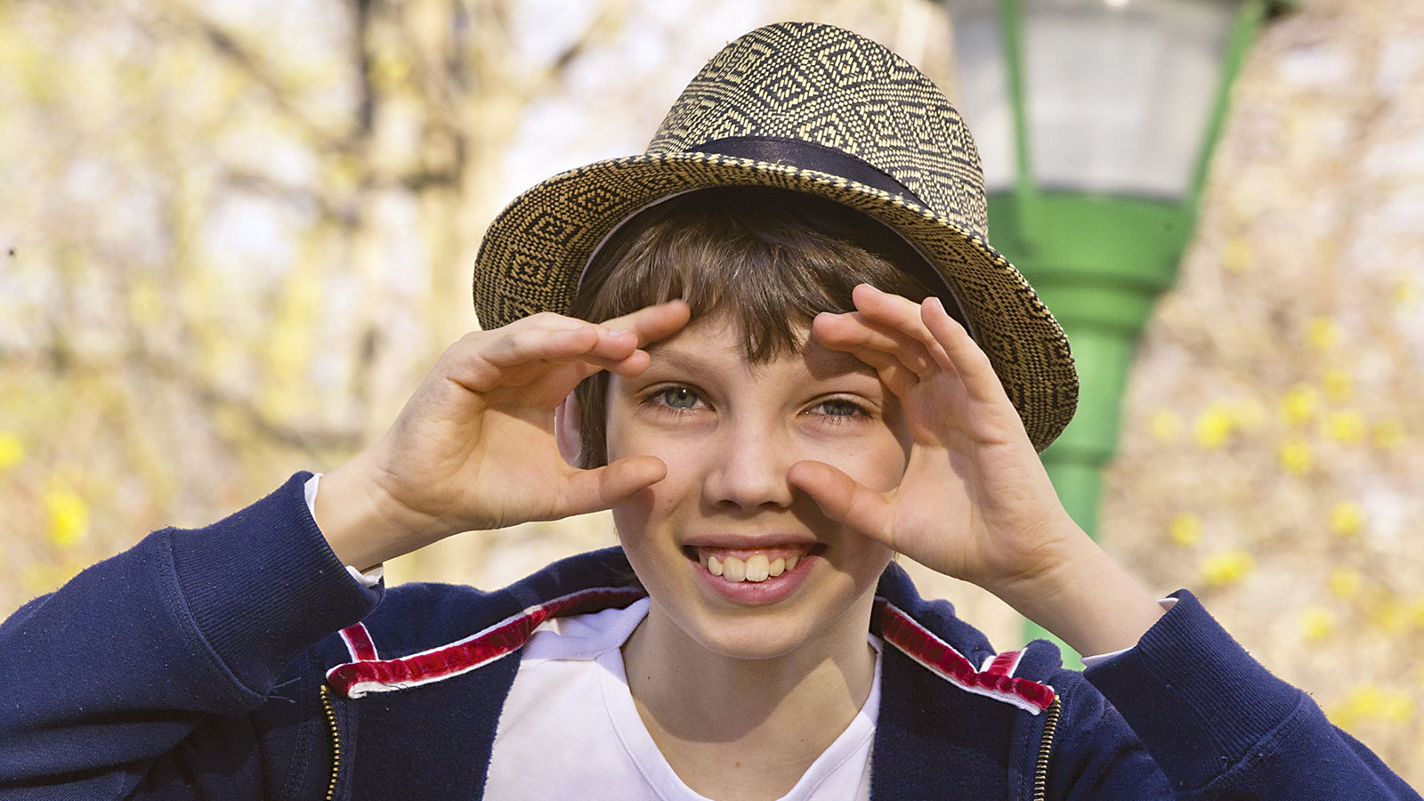 Le plus grand souhait d'Elliot, autiste de type Asperger : « Que les gens prennent le temps de me connaître. » (Photo: Jacques Nadeau)