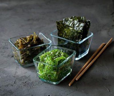 Verdure di mare