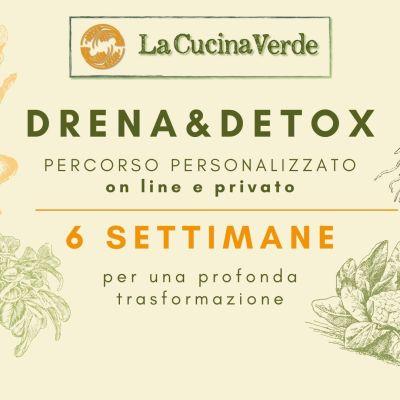Percorso Personalizzato Drena&Detox Estate