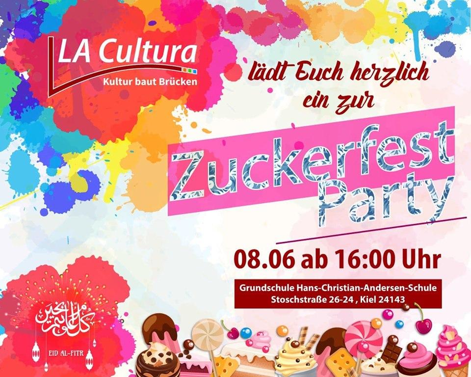 Zuckerfest mit LA Cultura