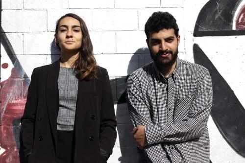 Fabiana Fogagnolo e Luigi De Rosa filmmaker Torino Factory