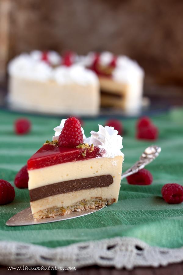 torta caraibi di luca montersino
