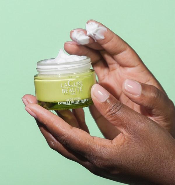 Crème Hydratante Anti-tiraillements - Eau Thermale - La Cure Beauté