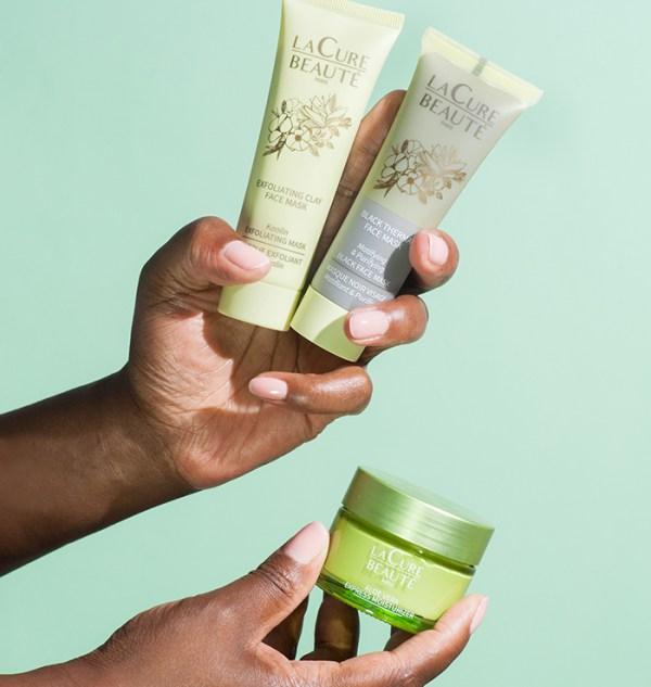 Routine peau mixte à grasse - Eau Thermale - La Cure Beauté