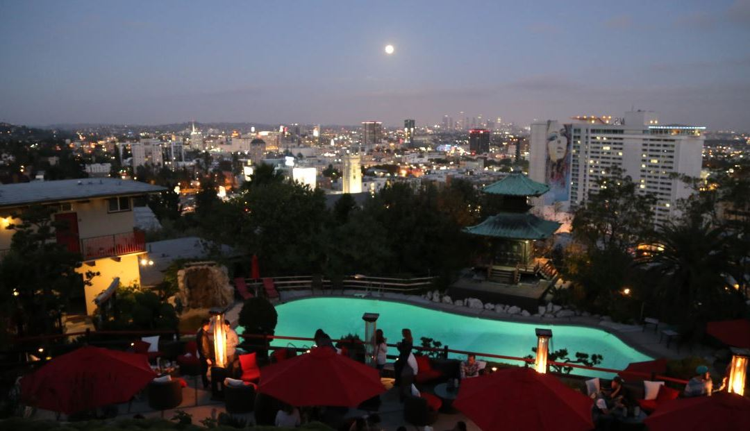 Yamashiro – One of the Most Romantic Restaurants in L.A.