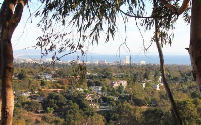 An Easy Date Hike with Great Views at Will Rogers State Park