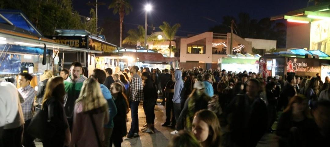 Food Truck Friday Long Beach Ca