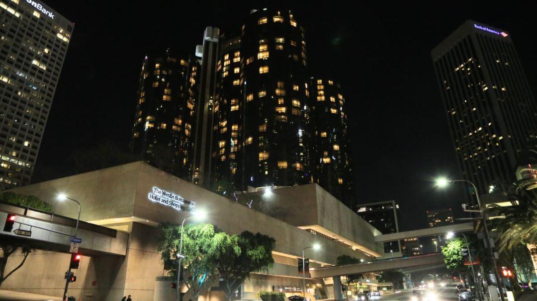 Westin Bonaventure Hotel