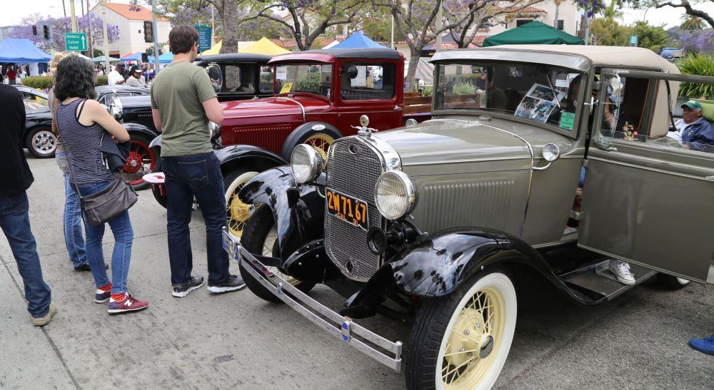 Culver City Car Show