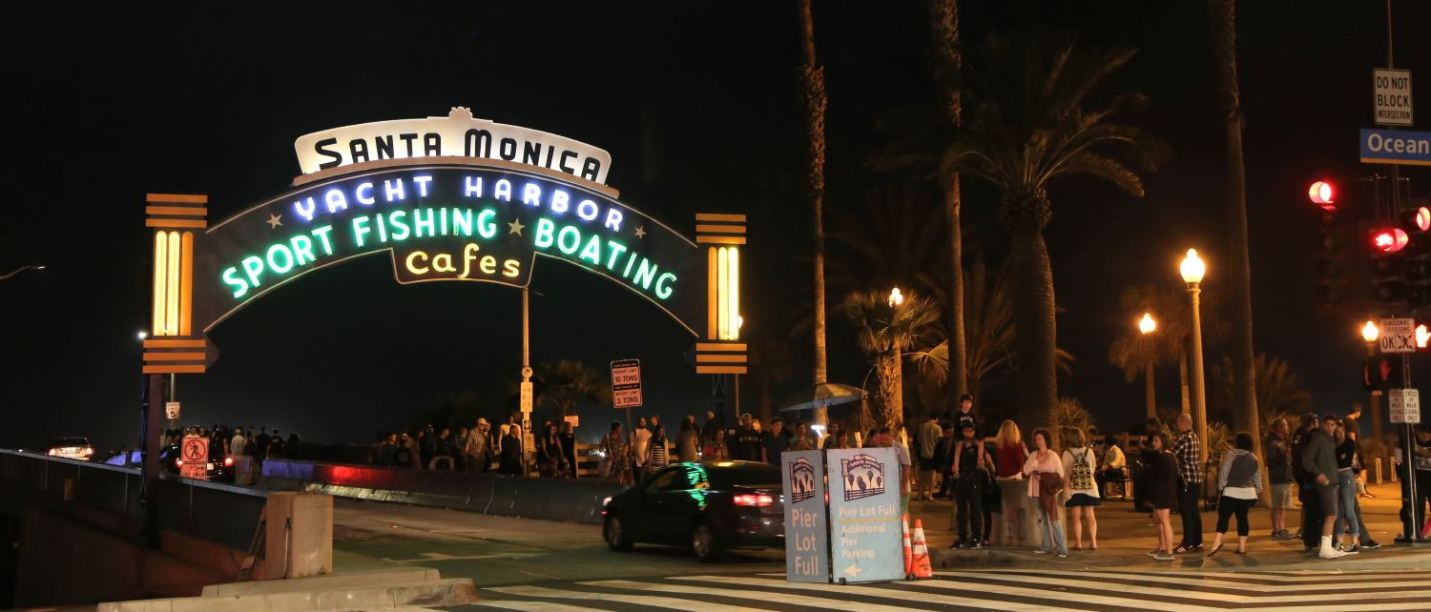 Dating scene in santa monica