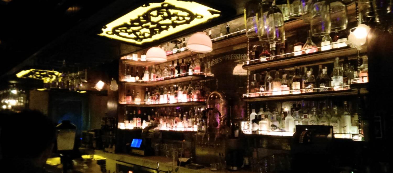 Bar at Pour Vous