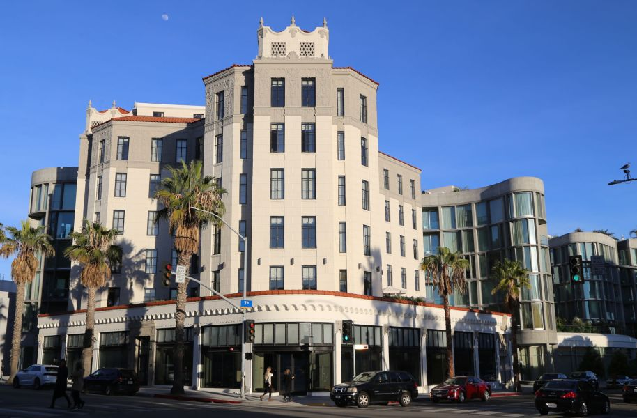 The Proper Hotel in Santa Monica