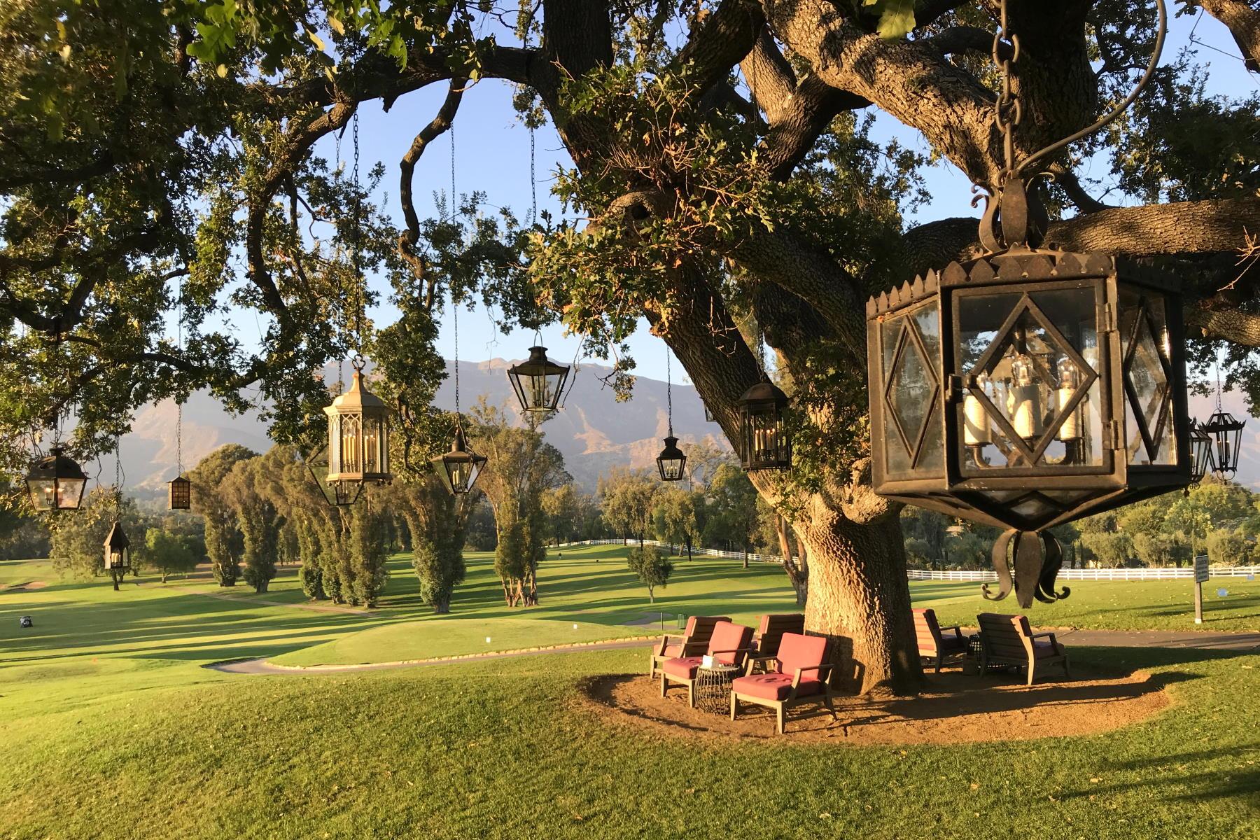 The Old Oak Tree at The Ojai Valley Inn