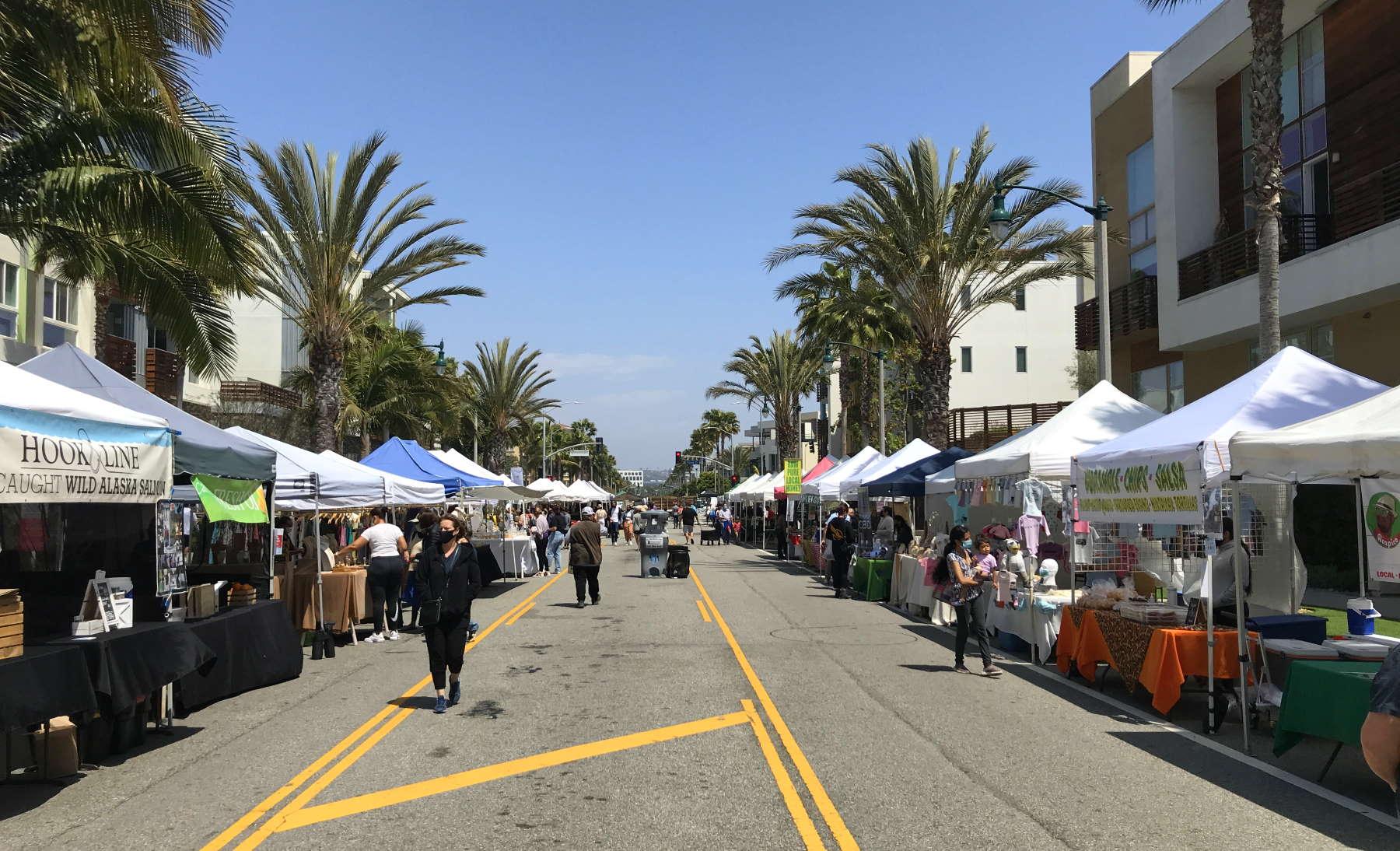 Playa Vista Farmer's Market
