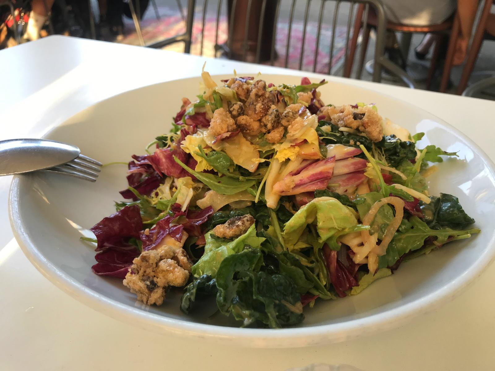 Salad at Rossoblu