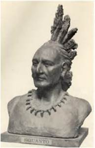 Image result for squanto images