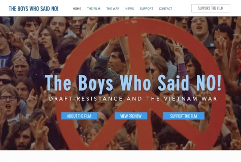 Boys Who Said No - Draft Resistance Film