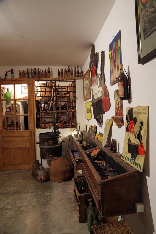 Musee du vin domaine la destinee11