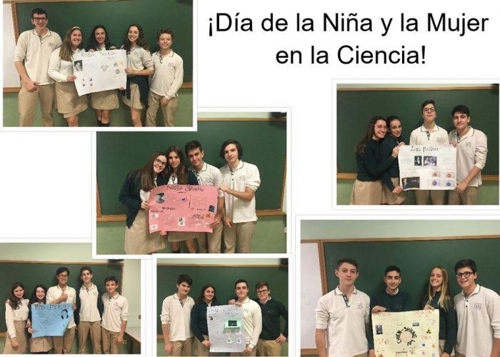 día de la mujer en la ciencia 1