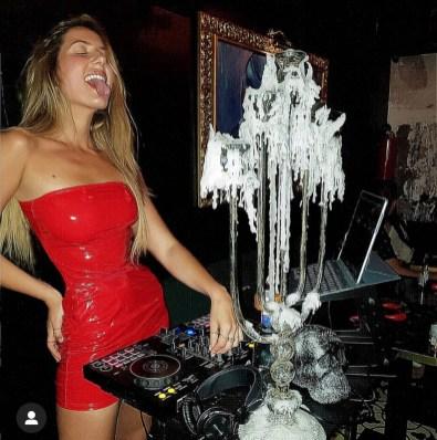 DJ lady