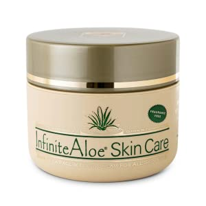 infinite aloe fragrance free, infinitealoe fragrance free, sensitive skin cream