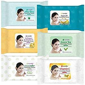 Cleansing Towelettes Makeup Remover Wipes