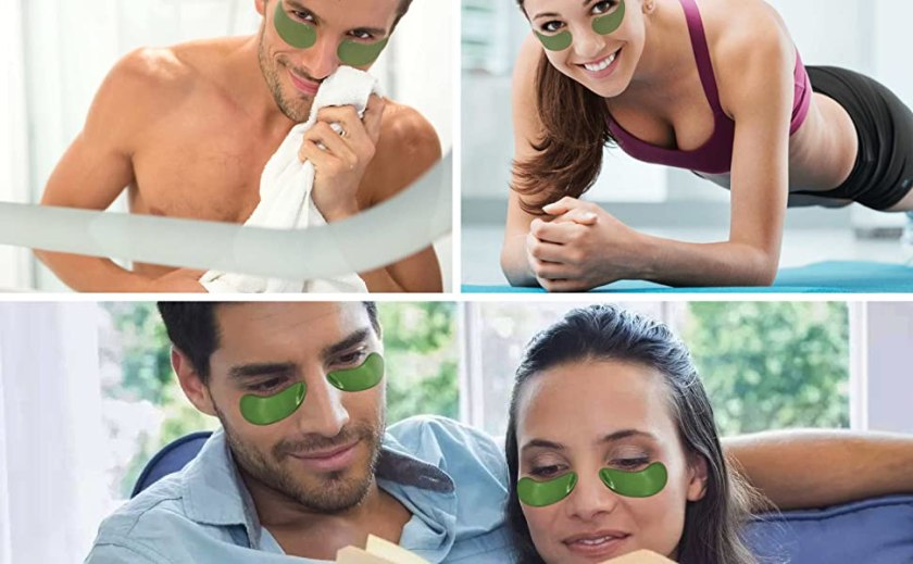 Eye Gel Patches Mask
