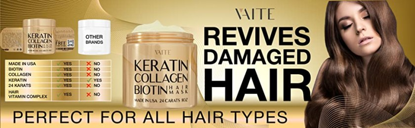 Keratin  Biotin Collagen