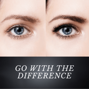 go with the difference
