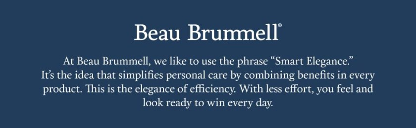 Beau Brummell for men facial moisturizer matte finish hydrating face lotion for all skin types