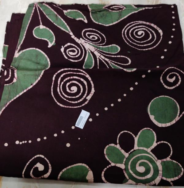 Batik BedSheet without Pillow Covers