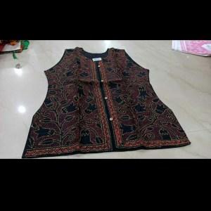 Kantha Stitched Jacket