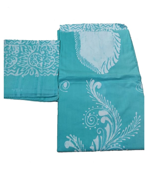 Batik Dress Material