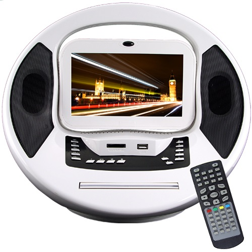 All In One Portable Media Player